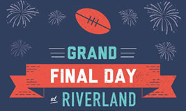 Grand Final Day at Riverland