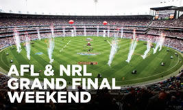 Grand Final Weekend at Turf
