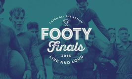 AFL Grand Final at Young & Jackson