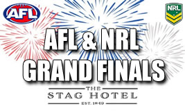Grand Final Day at The Stag Hotel