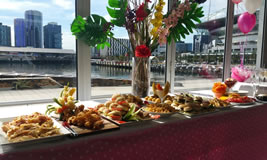 Spring Functions at Harbour Kitchen